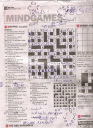 Happyu movie-themed DA cryptic crossword