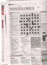 egypt and a crossword from da